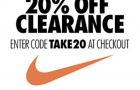 Extra 20% Off Nike Clearance Sale! (My Top Deals March 2017)