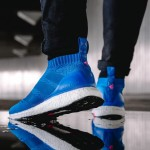 "adidas ACE 16+ Ultra Boost ""Blue Blast"" Releases in NYC"