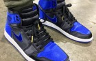 Satin Royal Air Jordan 1 Just Got Real