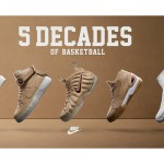Kith x Nike: 5 Decades of Basketball Pack Releasing Soon