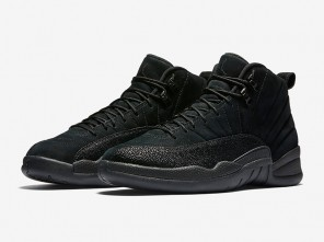69f68c26b3ad26 The OVO Jordan Retro 12 in Black is Releasing Next Weekend