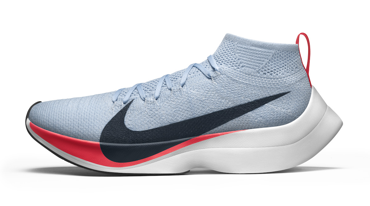 The Nike Vaporfly Elite