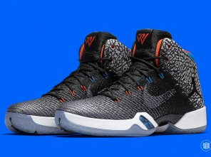 An Air Jordan 30.5 Why Not!