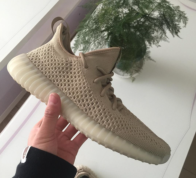 ADIDAS Yeezy Boost 350 Moonrock Shoe Laces Slickieslaces