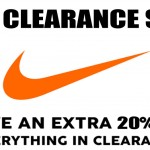 Extra 20% Off Nike Clearance Sale (Top Deals May 2017)