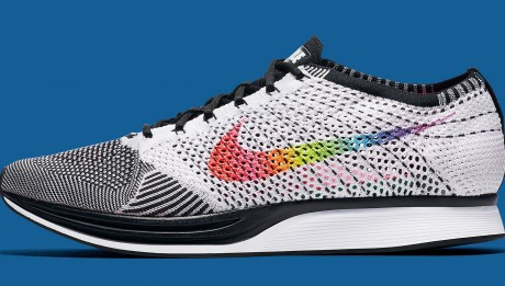 "e536d65f59dd A ""Be True"" Nike Flyknit Racer is Releasing Soon!"