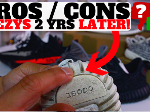 cf5b474a8ed50 2 YEARS LATER! ADIDAS YEEZY BOOST 350 PROS   CONS (V1   V2)