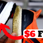 HOW TO WHITEN ADIDAS BOOST FOR ONLY $6!! (RESTORE ULTRA BOOST FROM YELLOWING)