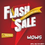 WoW 5 Flash Sale via Sunlight Station!