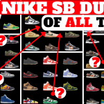 TOP 5 NIKE SB DUNKS OF ALL TIME!! (WILL NIKE SB MAKE A COMEBACK?)